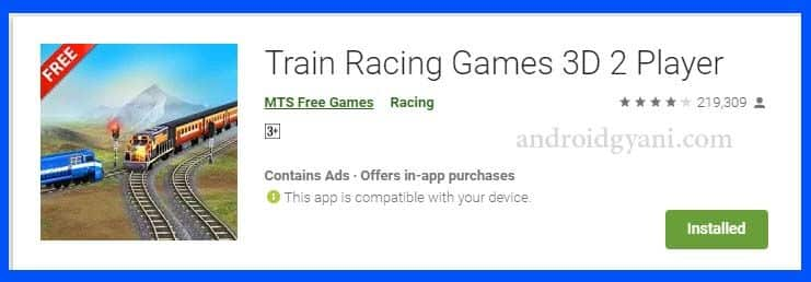 Train Wala Game Download